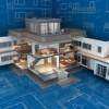 ۱۰ نمونه نقشه و آزمون آزمایشی آزمون نظام مهندسی طراحی معماری