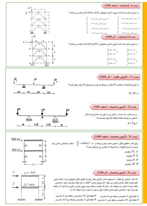 تحلیل سازه نظام مهندسی