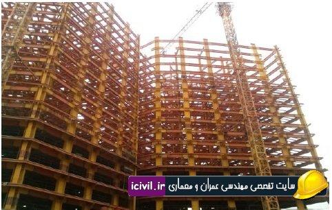 دانلود پروژه فولاد