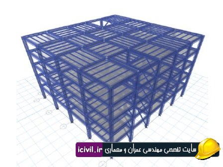 اتصالات قاب خمشی فولادی