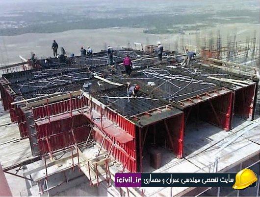 روش های تولید صنعتی ساختمان