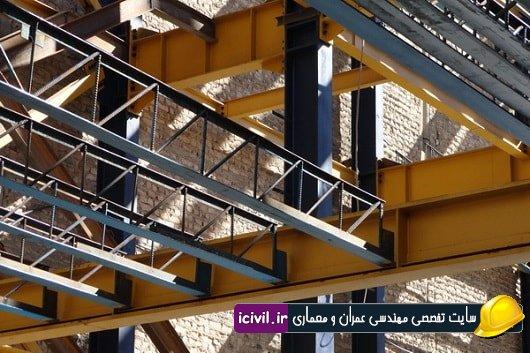 طراحی لرزه ای سازه های فولادی