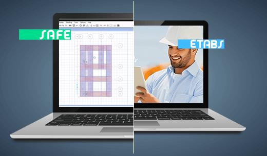 محاسبات ساختمان بتنی با Etabs 2015