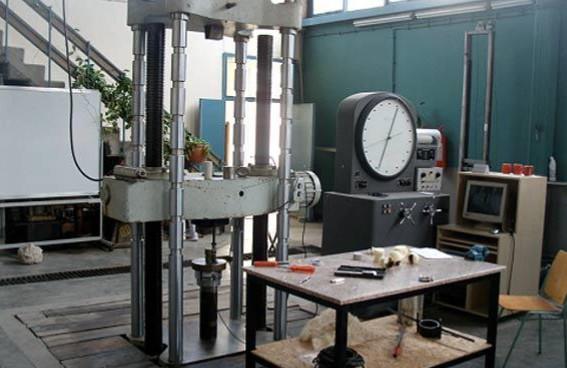 آزمایش های مکانیک سنگ