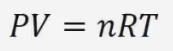 معادله گازها